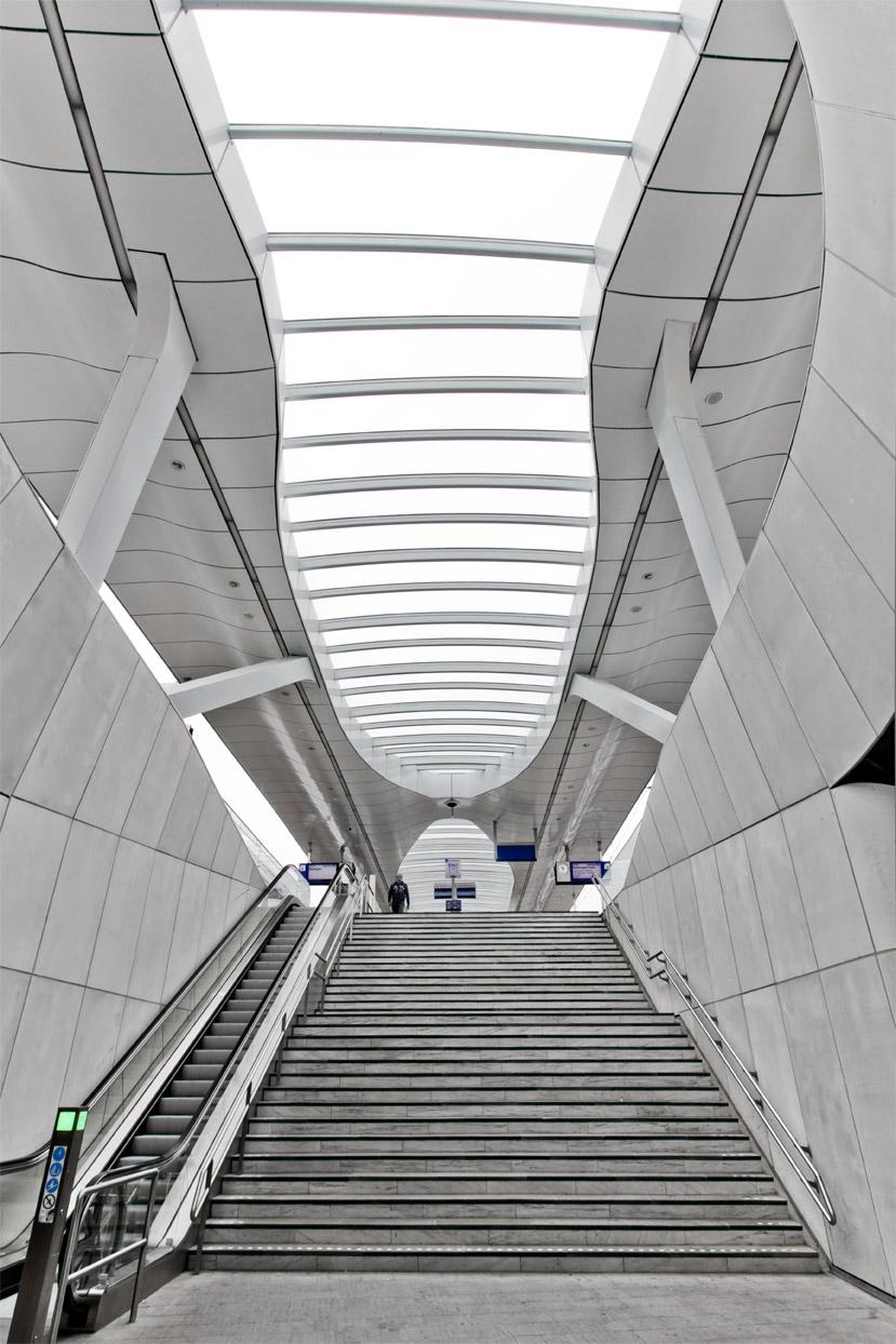Vrij werk architectuur