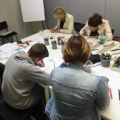 Workshop Visueel Notuleren: leer hoe je de essentie weergeven door middel van tekenen