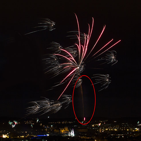 tips vuurwerk fotograferen