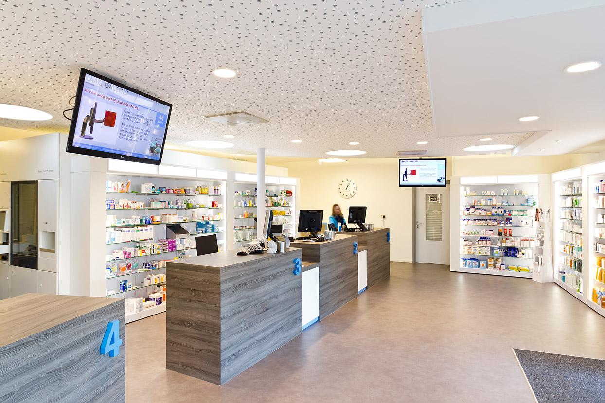 Interieurfotografie apotheek
