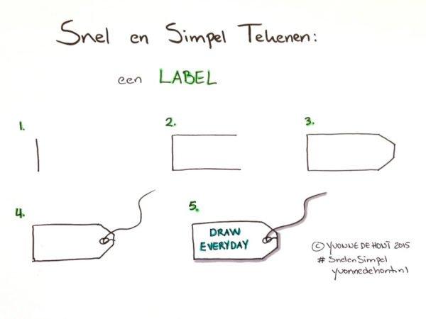 #SnelenSimpel Tekenen, visueel notuleren