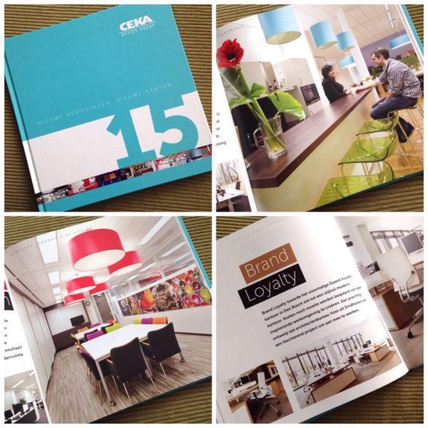 Interieurfotografie, Ceka Office Group, Jubileumboek, Portfolio