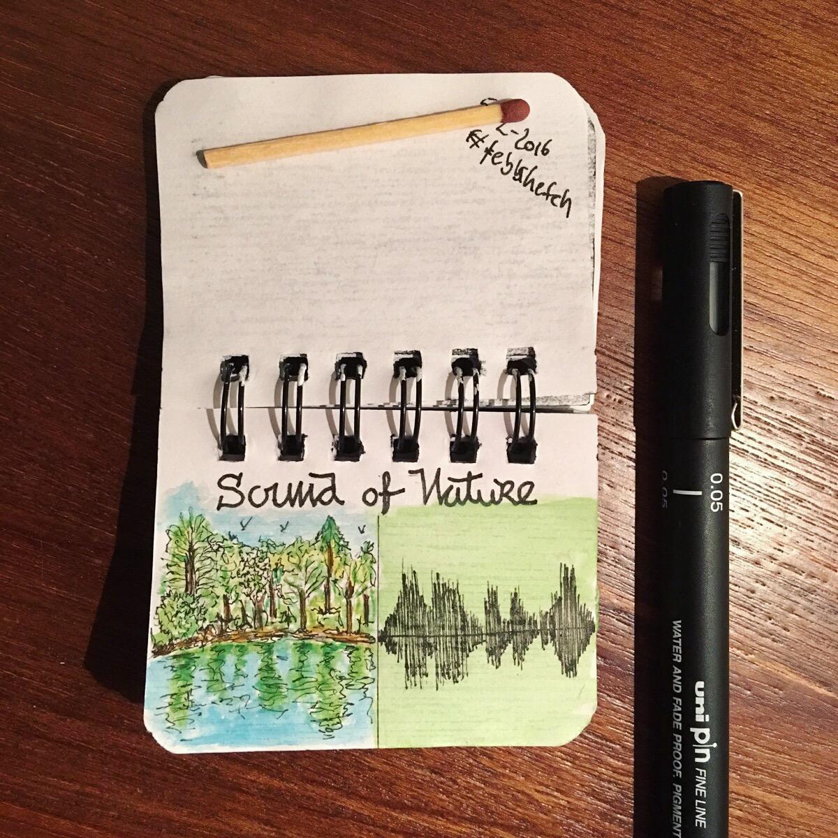 Februari_Miniatuur_Sketchbook_2016_2
