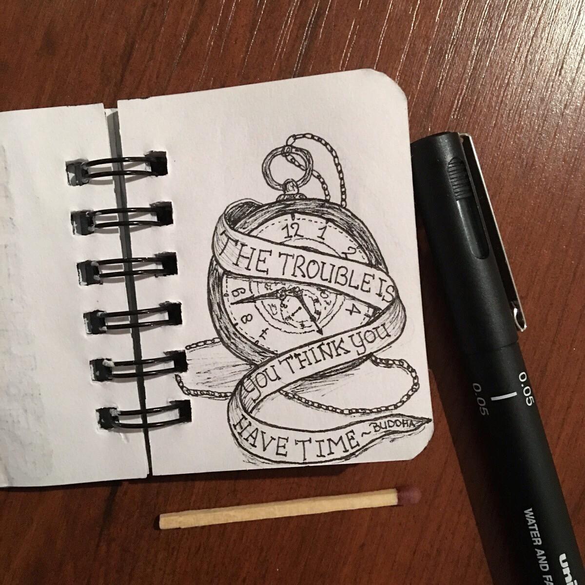 Februari_Miniatuur_Sketchbook_2016_3