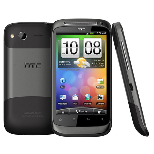 HTC desire s - 2011