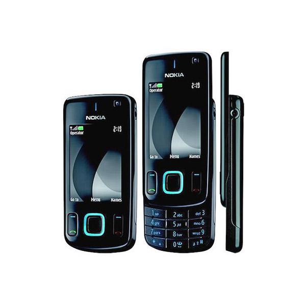 Nokia 6100 slide - 2008