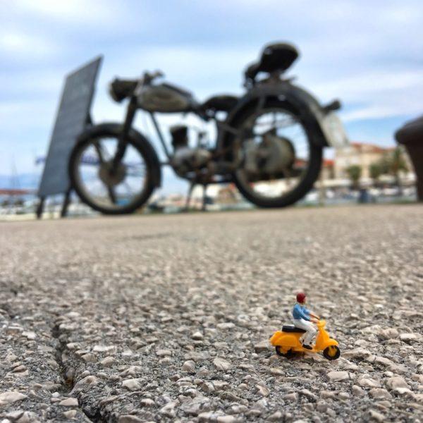 smartphone fotografie, miniatuur, snapseed, beeldbewerking