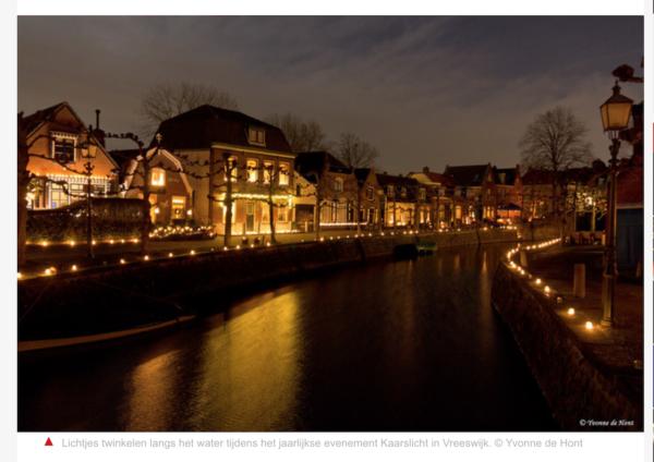 Kaarslicht, Vreeswijk, Fotografie, Publicatie