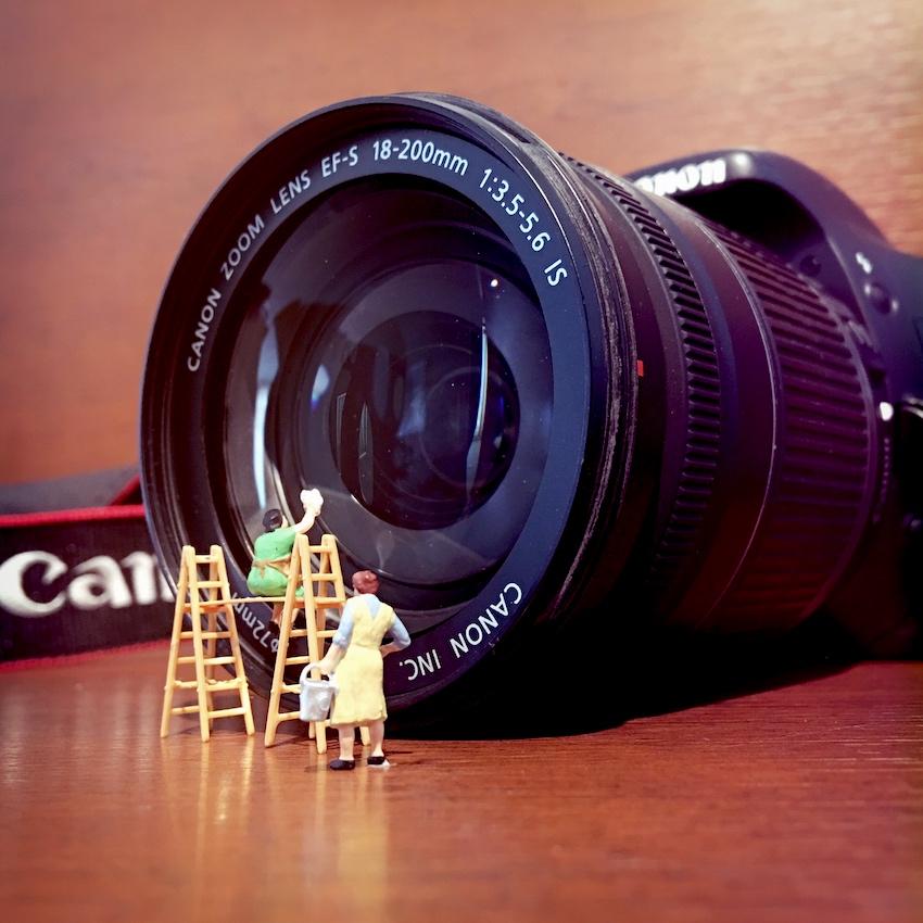 Miniatuur_Fotografie_Camera